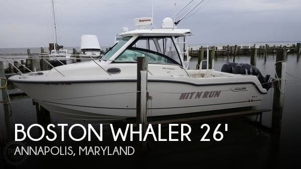 2014 Boston Whaler 285 Conquest Photo 1 of 13