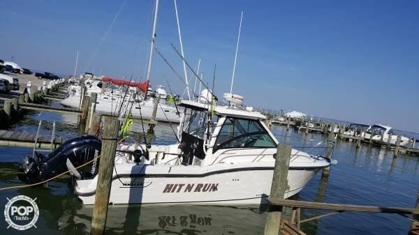 2014 Boston Whaler 285 Conquest Photo 2 of 13