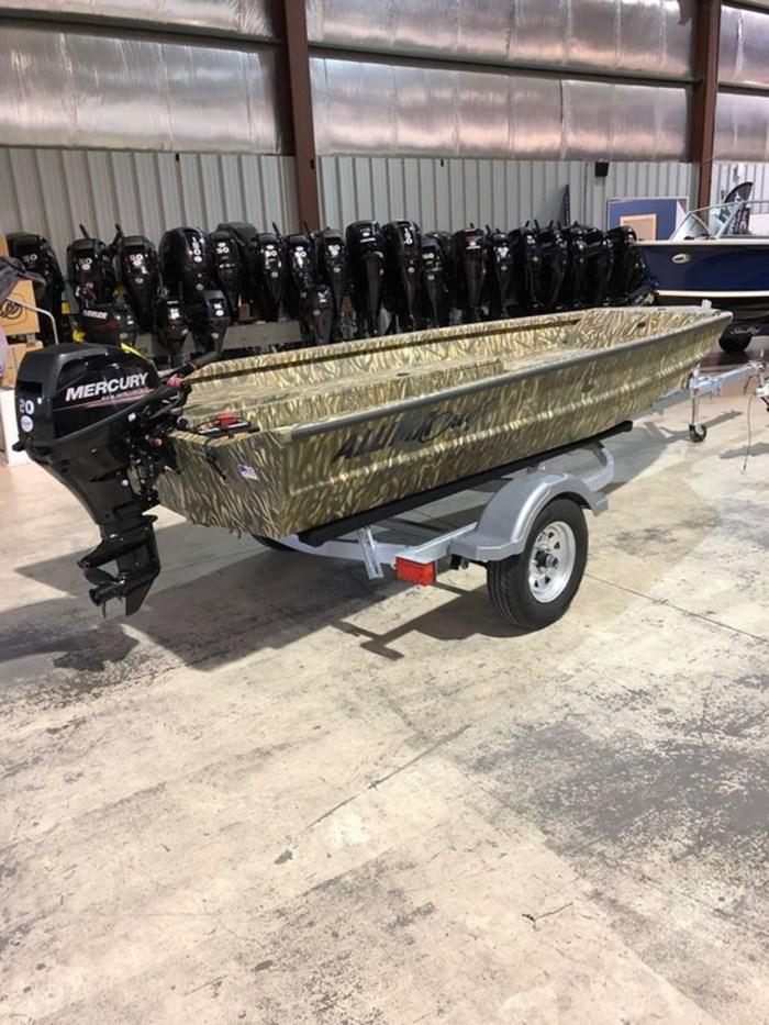 2019 Alumacraft Waterfowler 15 Camo Photo 1 of 7