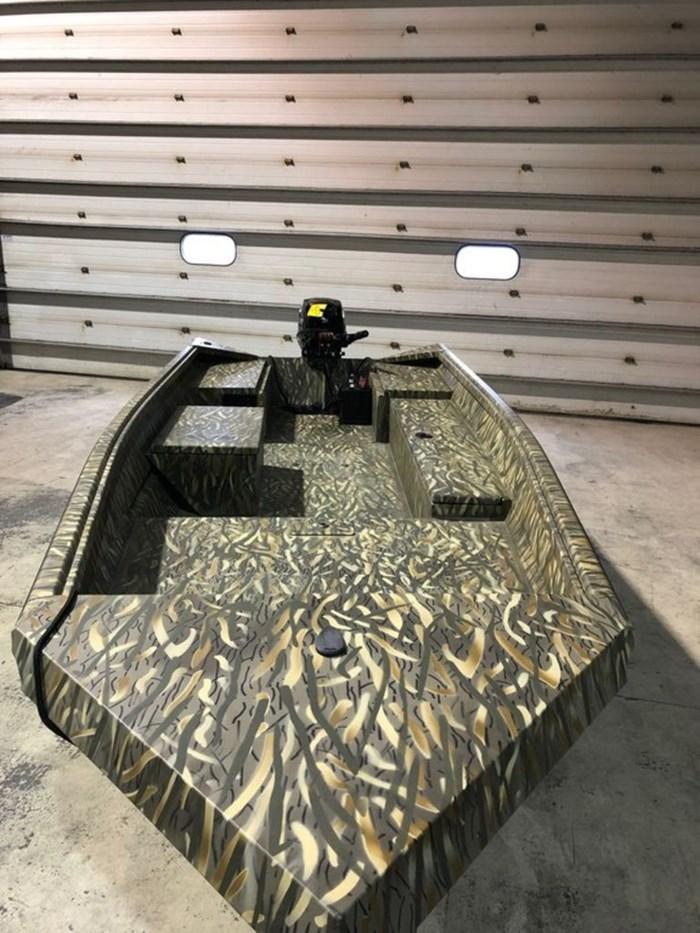 2019 Alumacraft Waterfowler 15 Camo Photo 2 of 7