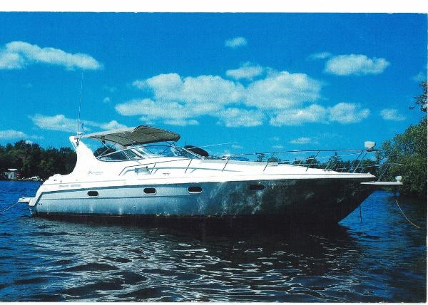 Cruisers Yachts 3375 Esprit 1998 Used Boat For Sale In Peterborough Ontario Boatdealers Ca