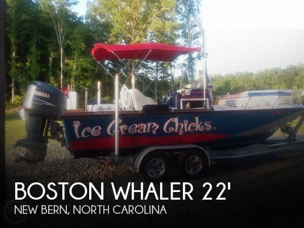 1989 Boston Whaler Outrage 22 Photo 1 sur 20