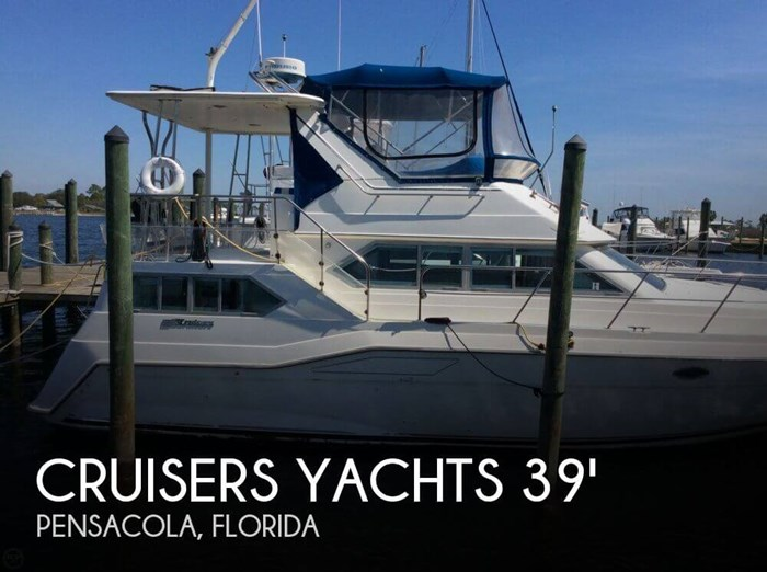 1994 Cruisers Yachts 3850 Aft Cabin Photo 1 sur 20