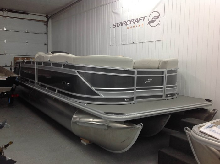 Starcraft CX25Q (3 Quilles) 2019 New Boat for Sale in Sorel