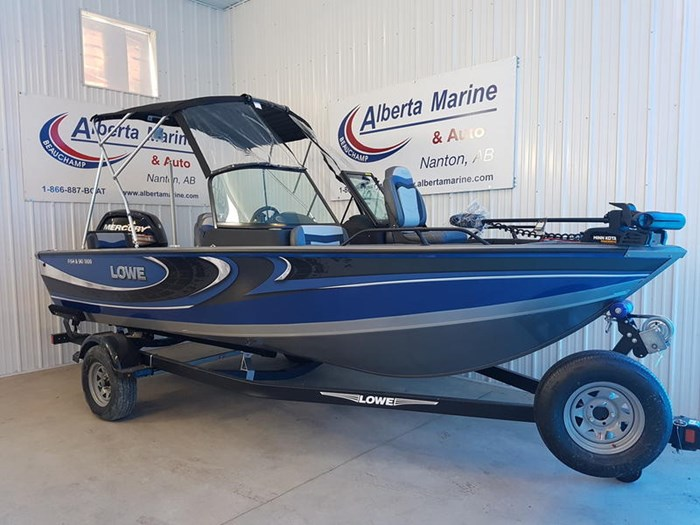 Boat Dealers Alberta >> Lowe Fs 1800 2019 New Boat For Sale In Nanton Alberta