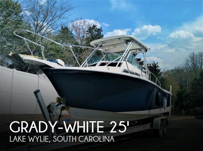 Grady-White Sailfish 252 Sportbridge 1990 Used Boat for Sale in Lake Wylie,  South Carolina - BoatDealers ca