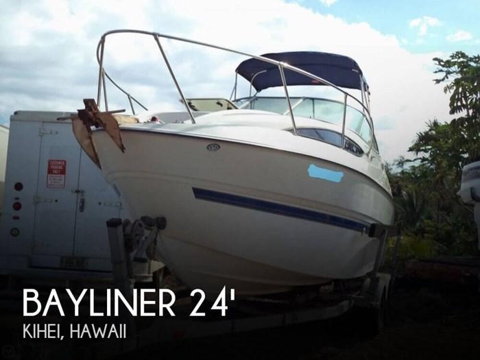 2006 Bayliner 245 Cruiser Photo 1 sur 20