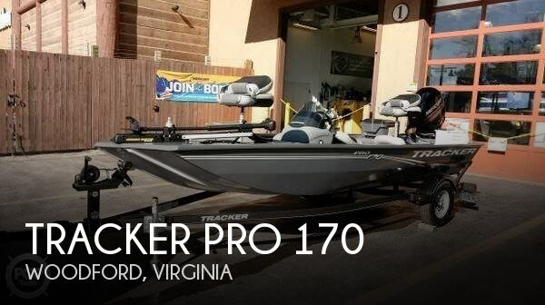 2018 Tracker PRO 170 Photo 1 of 20
