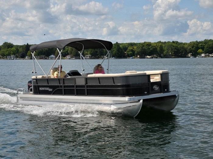 Montego Bay C8524-BR-Deluxe 2017 New Boat for Sale in Woodstock, Ontario -  BoatDealers ca