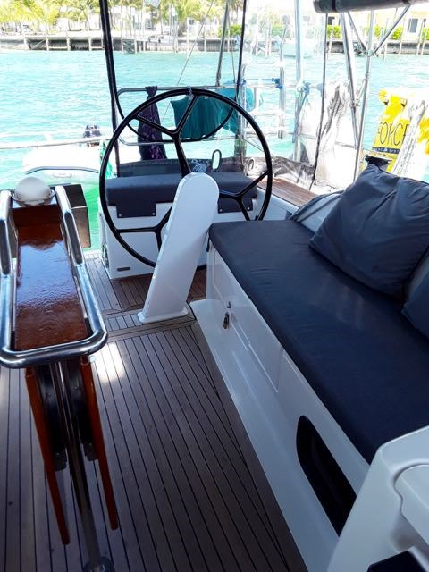 2014 Hanse Yachts AG Hanse 415 Photo 7 of 22