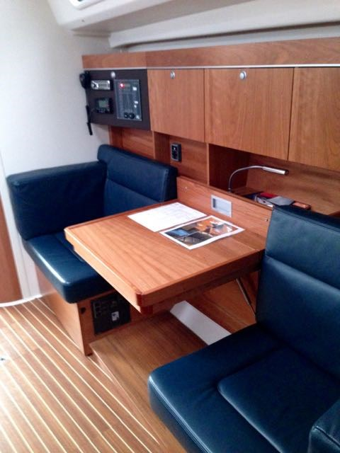 2014 Hanse Yachts AG Hanse 415 Photo 11 of 22