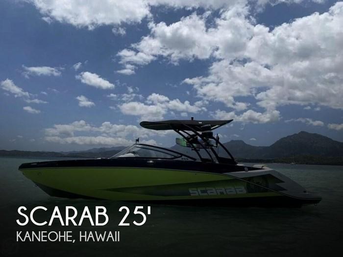 2016 Scarab 255 High Output Impulse Photo 1 sur 20