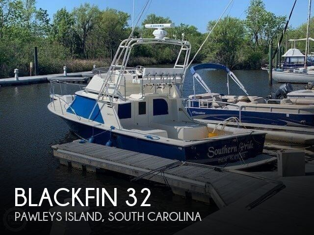 1984 Blackfin 32 Photo 1 of 20
