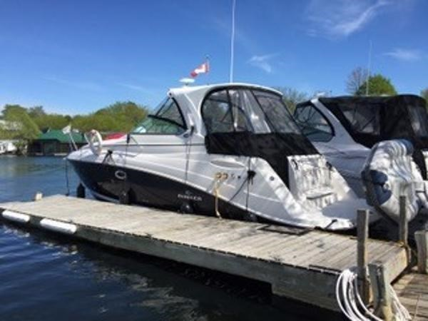 Rinker 340 Express Cruiser 2009 Used Boat for Sale in Rideau Lakes ...