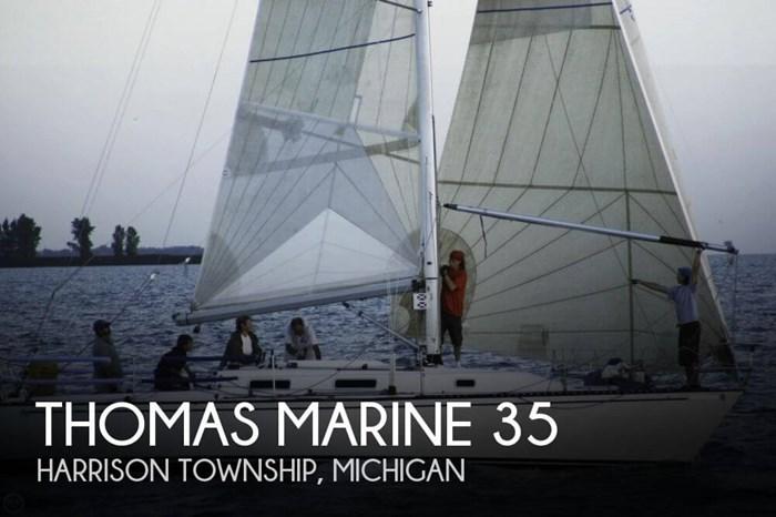 1991 Thomas Marine 35 Photo 1 sur 15