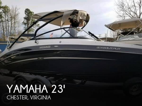 2014 Yamaha 242 Limited S Photo 1 of 20