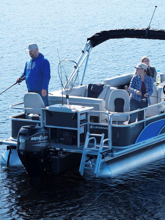 2019 Legend Enjoy Fishing Photo 1 sur 7