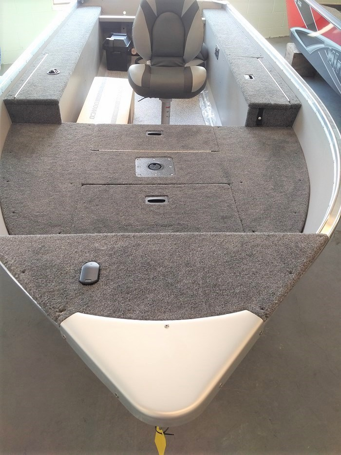 2019 MirroCraft Boat (Only) Troller Tiller 140T 20T - Blue Photo 9 of 14