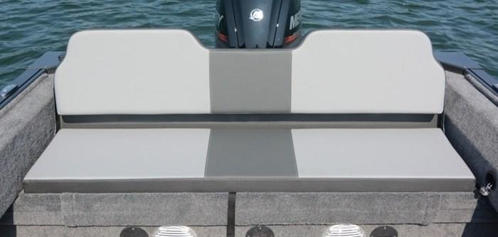 2021 MirroCraft Boat, Mercury 90HP Motor&Trailer (Pkg) Holiday 168 - 20T - Blue Photo 17 of 25
