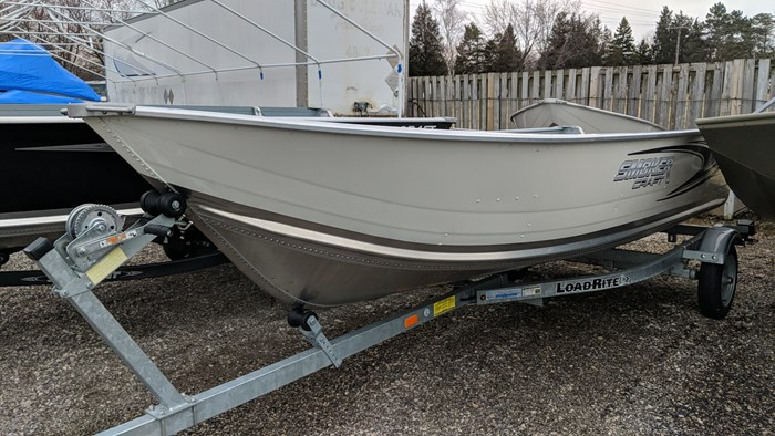 Smoker Craft Alaskan 15 DLX 2018 New Boat for Sale in Grand Bend, Ontario -  BoatDealers ca