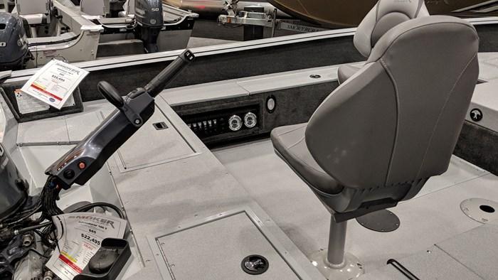 Smoker Craft Adventurer 160 T 2019 New Boat for Sale in Grand Bend, Ontario  - BoatDealers ca