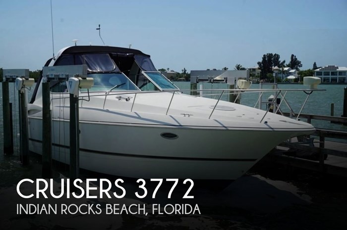 2003 Cruisers Yachts 3772 Express Photo 1 sur 20