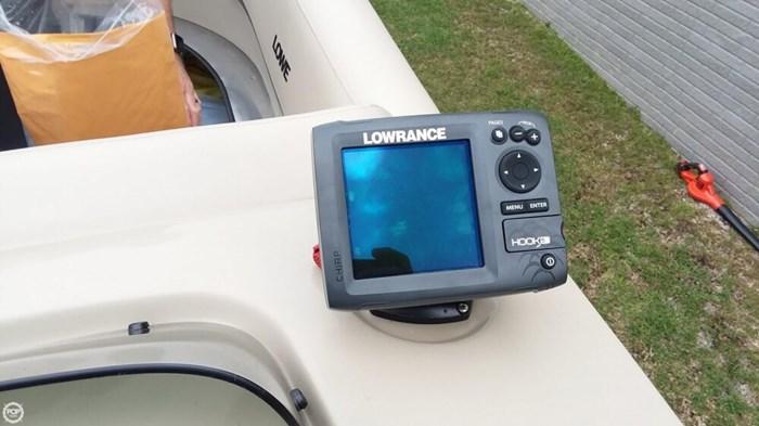 2017 Lowe 160 Ultra Cruise Photo 13 sur 20