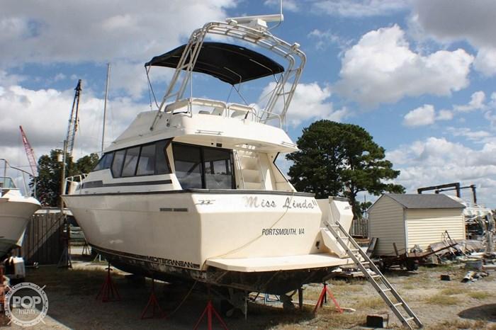 1990 Mainship 35 Mediterranean Photo 2 sur 20