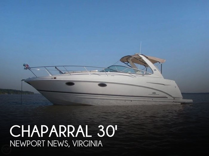 2006 Chaparral 290 Signature Photo 1 sur 20