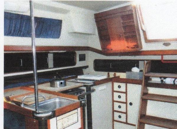 1982 C&C Sloop Photo 8 sur 19