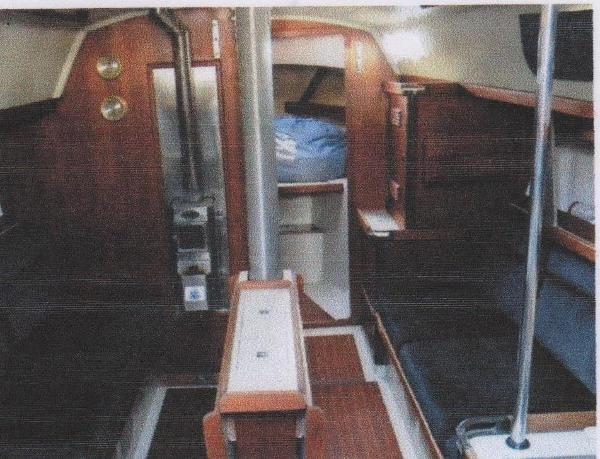 1982 C&C Sloop Photo 12 sur 19