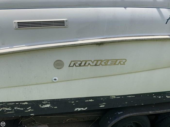 1997 Rinker FIESTA VEE 266 Photo 8 sur 20