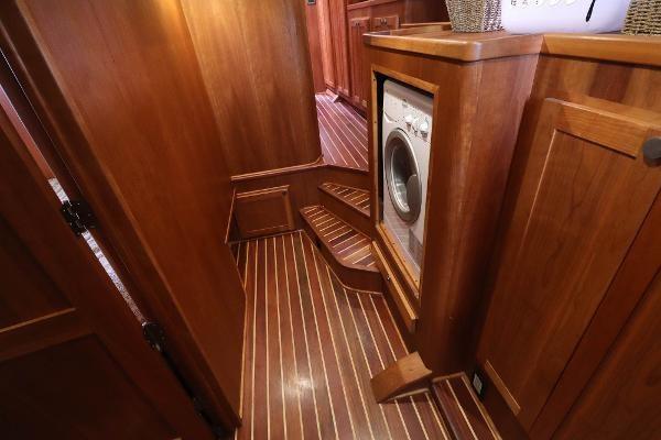 2014 Whitacre 68 Offshore Adventure Pleasure Yacht Coast Guard Cutter Photo 8 sur 44