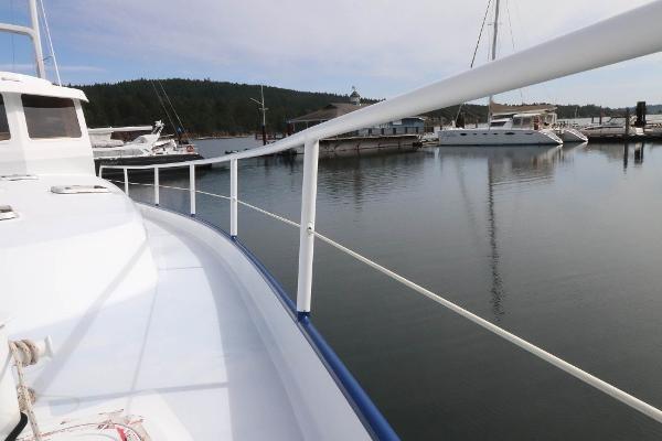 2014 Whitacre 68 Offshore Adventure Pleasure Yacht Coast Guard Cutter Photo 32 sur 44