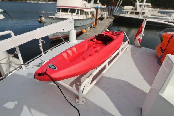 2014 Whitacre 68 Offshore Adventure Pleasure Yacht Coast Guard Cutter Photo 30 sur 44