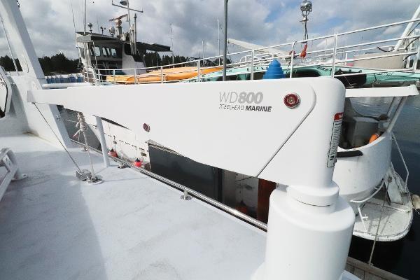 2014 Whitacre 68 Offshore Adventure Pleasure Yacht Coast Guard Cutter Photo 29 sur 44