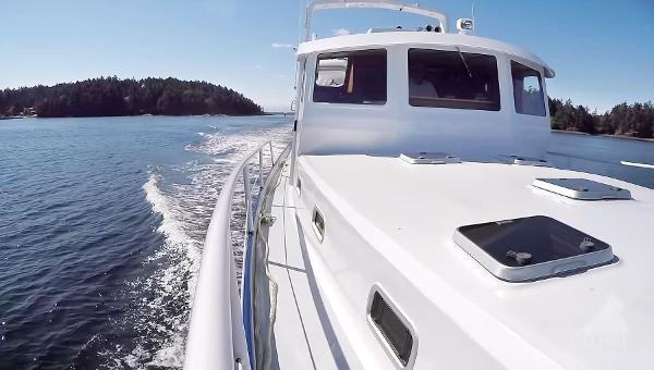 2014 Whitacre 68 Offshore Adventure Pleasure Yacht Coast Guard Cutter Photo 31 sur 44