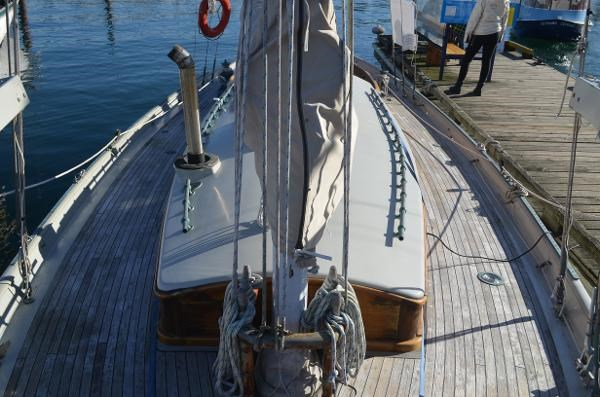1935 Rhodes Narwhal Ketch Photo 44 of 54