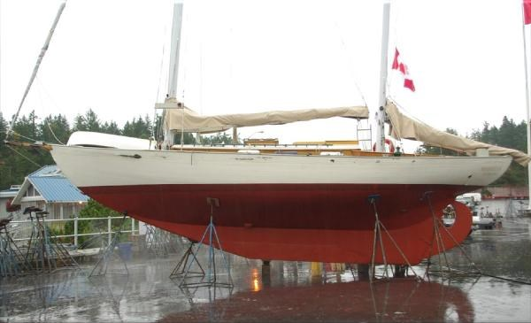 1935 Rhodes Narwhal Ketch Photo 52 of 54