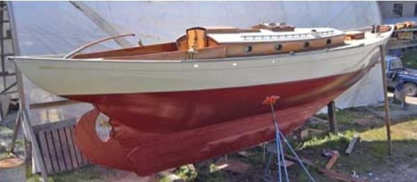 1935 Rhodes Narwhal Ketch Photo 53 of 54