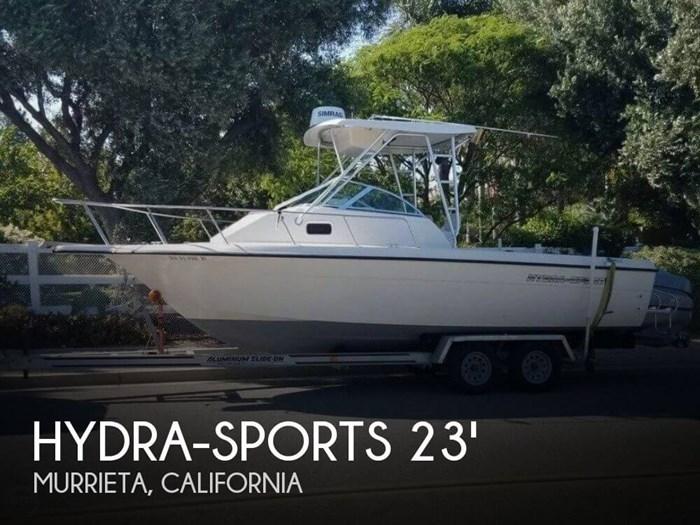 1999 Hydra-Sports 230 SeaHorse WA Photo 1 sur 15