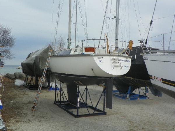 1975 Dufour Yachts 31 Photo 5 sur 21
