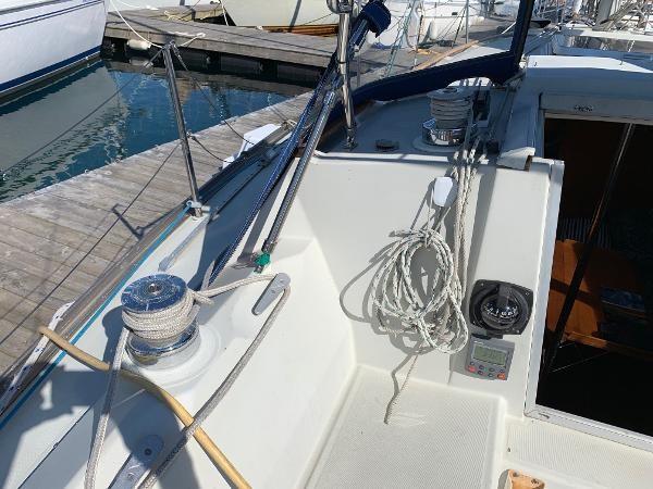 1975 Dufour Yachts 31 Photo 10 sur 21