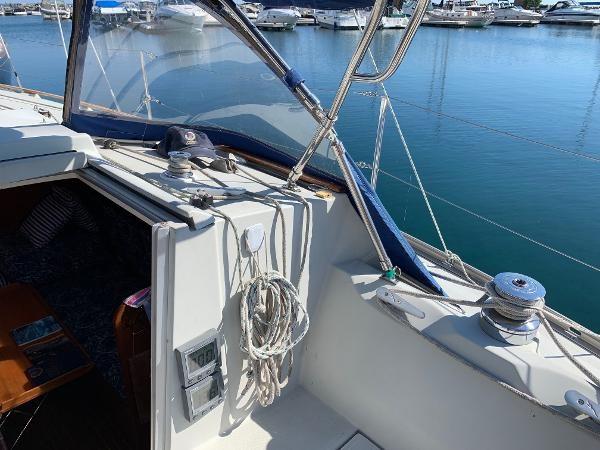 1975 Dufour Yachts 31 Photo 11 sur 21
