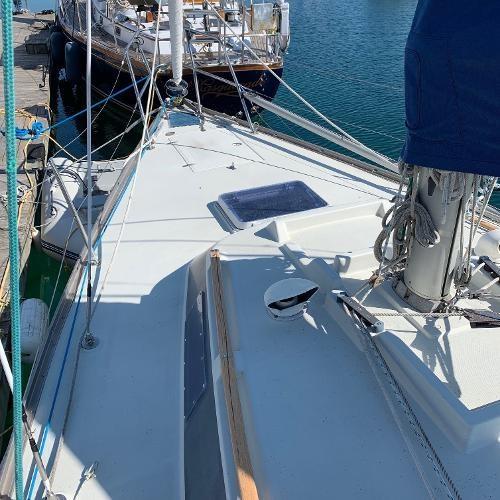 1975 Dufour Yachts 31 Photo 13 sur 21