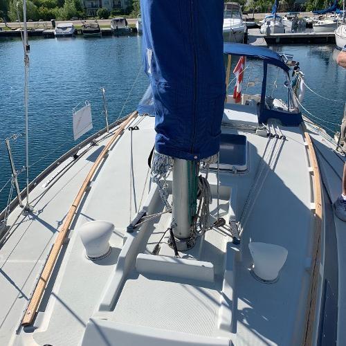 1975 Dufour Yachts 31 Photo 14 sur 21