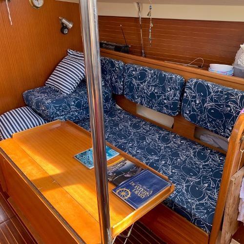 1975 Dufour Yachts 31 Photo 19 sur 21