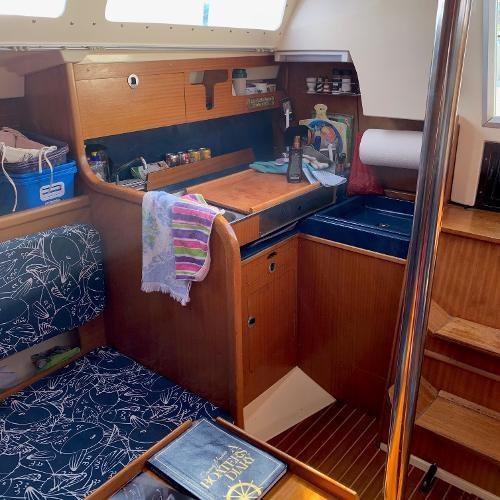 1975 Dufour Yachts 31 Photo 20 sur 21