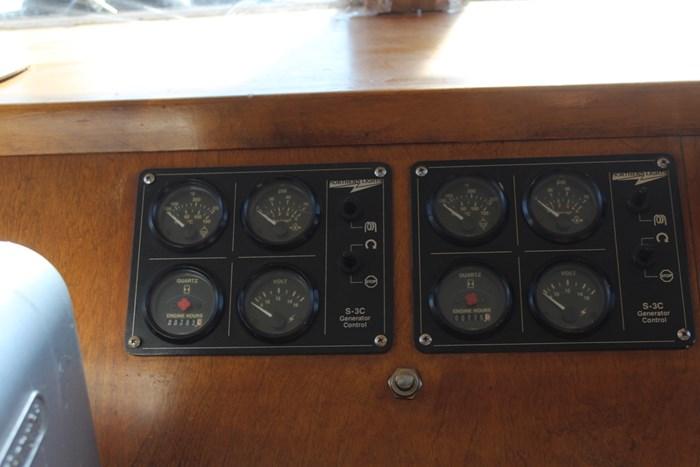 1995 Custom Steel Trawler Custom Built Photo 6 of 93