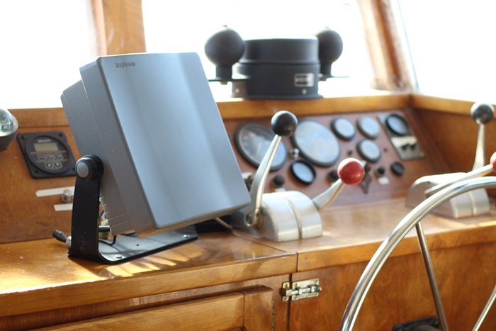 1995 Custom Steel Trawler Custom Built Photo 7 of 93